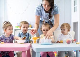 Pro qui donne à manger à 4 enfants